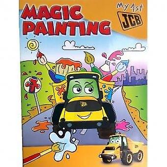JCB A993 / JCB Magic Painting Book