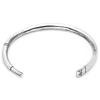 Якорь и экипажа весла серебряный браслет - серебро