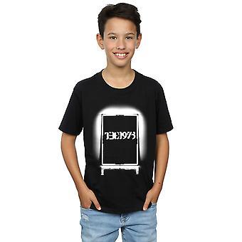 1975 pojkarna svart Tour T-Shirt