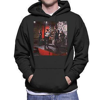 TV Times The Kinks Live Ready Steady Go Men's Hooded Sweatshirt