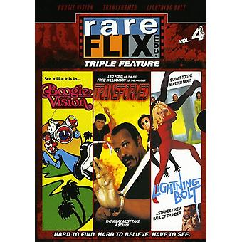Rareflix: Collection 4 [DVD] USA import