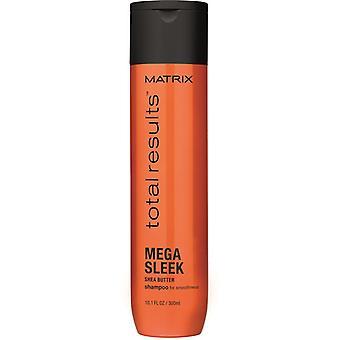 Matriisi yhteensä tulokset mega tyylikäs shampoo 300ml