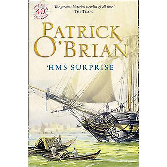 H.M.S. Surprise by Patrick O'Brian - 9780006499176 Book