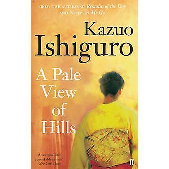 Une vue pâle des collines (Main) par Kazuo Ishiguro - livre 9780571258253