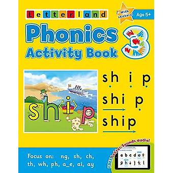 Phonics Activity Book 3 by Lisa Holt - Lyn Wendon - 9781782480952 Book