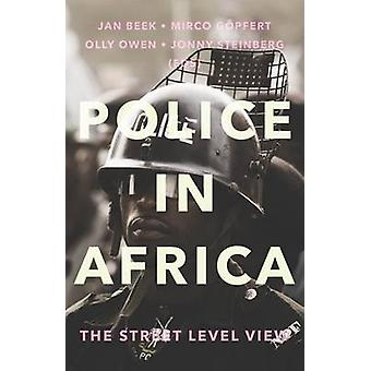 Politie in Afrika - het niveau straatmening door Jan Beek - Jonny Steinberg