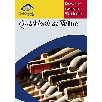 QuickLook auf Wein von Richard Avery - 9781908926111 Buch