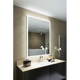 RGB LED afeitadora iluminado espejo con 7.Demist, sensor de K842ivrgb