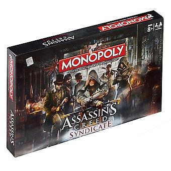 Assassins Creed Syndicate Edition Monopoly