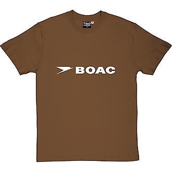 BOAC Chestnut Men's T-Shirt