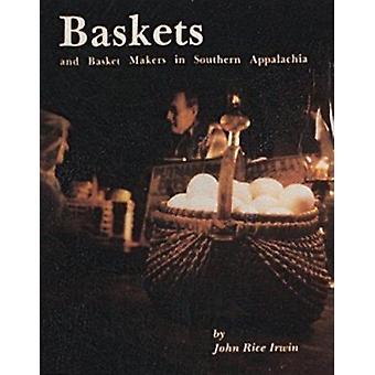 Korit ja Basketmakers eteläisen Appalachia by J.Rice Irwin - 978