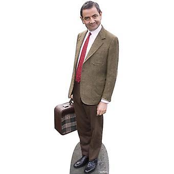 Rowan Atkinson Lifesize karton gestanst / Standee
