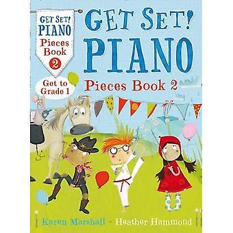 Stelt u krijgen! Pianostukken boek 2