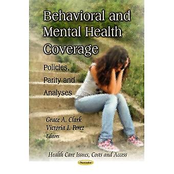 Behavioral and Mental Health Coverage