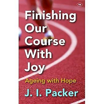 Afwerking van onze cursus met vreugde