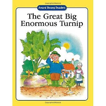 Fantastiska stora enorma Rovan (unga läsare)
