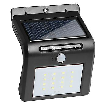 TRIXES 16 LED Solar Powered Motion Sensor Garden Shed Security Light
