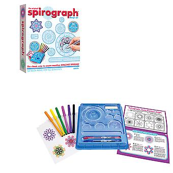 Le jeu Original de conception Spirographe