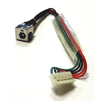Compaq Presario C775TU Substituição Laptop DC Jack Socket com cabo