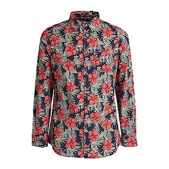 GUESS Classic Floral Print Shirt
