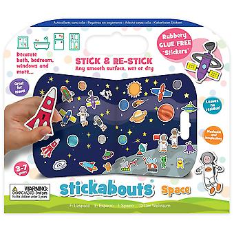 Fiesta Crafts Stickabouts Space