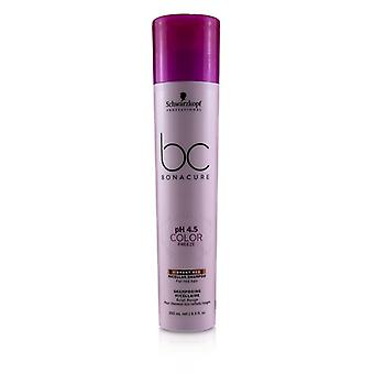 Schwarzkopf Bc Bonacure Ph 4.5 Color Freeze Vibrant Red Micellar Shampooing (pour Cheveux Rouges) - 250ml/8.5oz
