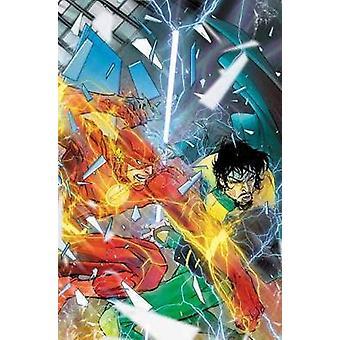 The Flash The Rebirth Deluxe Edition Book 2 (Rebirth) by Joshua Willi