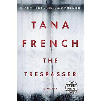 The Trespasser by Tana French - 9781524708672 Book
