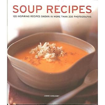 Soup Recipes - 135 inspiring recipes shown in more than 230 photograph
