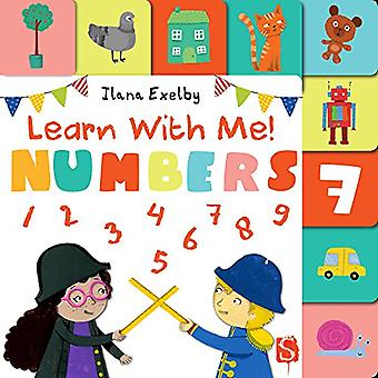 Learn With Me! Numbers by Ilana Exelby - 9781912006038 Book