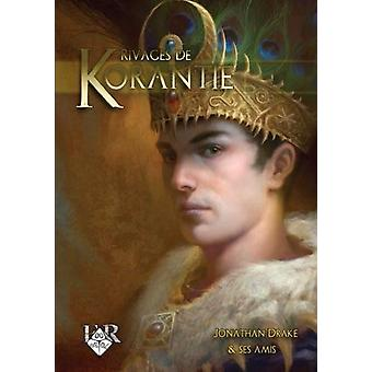 Rivages de Korantie - Un cadre de jeu complet pour Mythras dans le mon