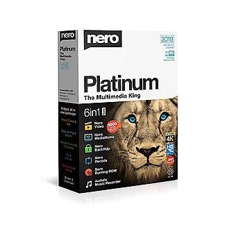 Nero Platinum 2019 Boxed