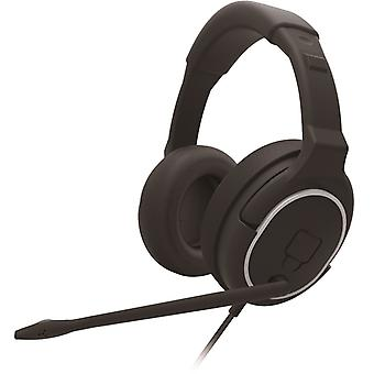Nighthawk multiformat stereo gaming headset (ps5 / xbox series x & s / ps4 / xbox one / xbox 360 / pc)