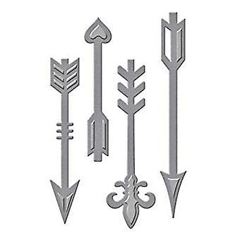 Spellbinders Die D-Lites Flechas Ornamentadas (S1-014)