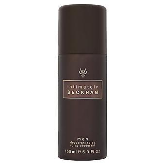 David Beckham intiem mannen Deodorant Spray 150ml
