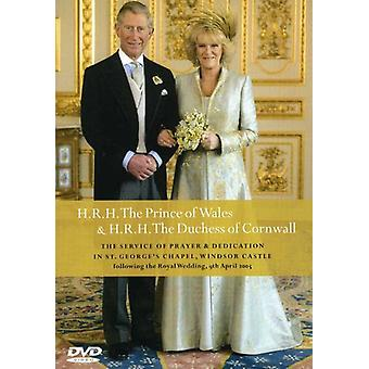 Service of Prayer & Dedication [Following the Marr [DVD] USA import