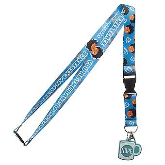 Lanyard - Camp Camp - You are the bane of my existence New la6zuscmp
