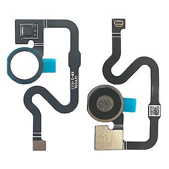For Google Pixel 3A Finger Fingerprint Sensor White Flex Flex Cable Home Button