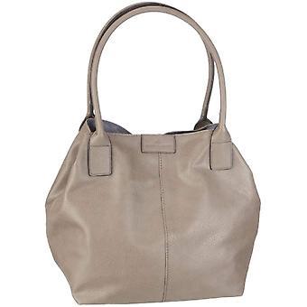 Tom Tailor Acc MIRIPU 10990 Women's Shopper Bag 44x28x18 cm (B x H x T) Grey (Grau (taupe 21))