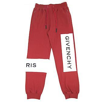 Givenchy Jogging Spodnie ciemny czerwony