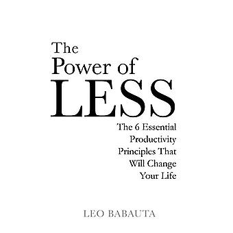 Power of less 9781848501164