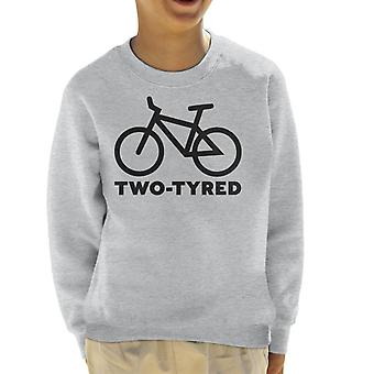 Two Tyred Kid's Sweatshirt