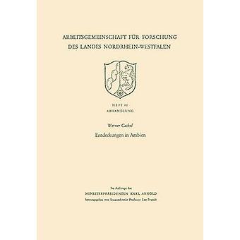 Entdeckungen in Arabien by Caskel & Werner