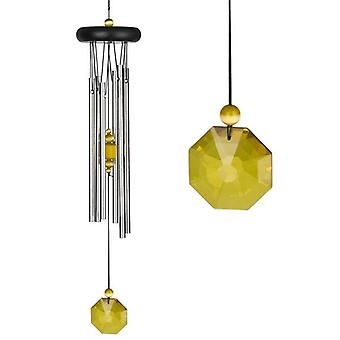 Citrine Chakra Wind Chime Large from Woodstock
