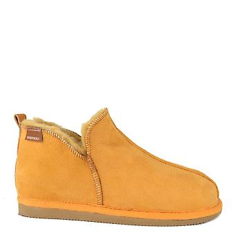Shepherd of Sweden Annie Mustard Slipper Boot