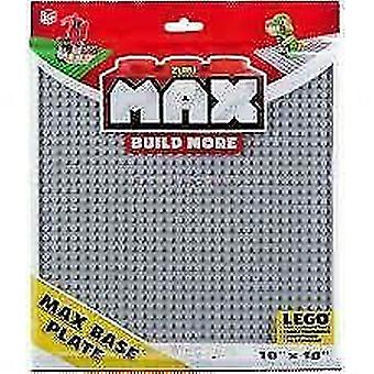 Max Build More - Max Base Plate Grey