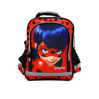 Miraculous Ladybug schoolbag Backpack 38x30x15cm