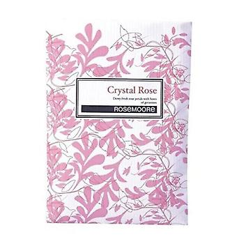 Rosemoore Fragrance Sachet - Crystal Rose