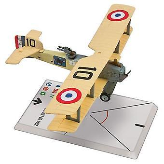 ブレゲ BR.14 B2 (アウディノー/ハロウイン・デ・C ニヴァル): 栄光の翼