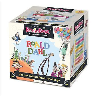 BrainBox Roald Dahl New Edition (55 Cards)